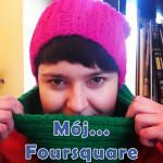 Mój… Foursquare – Ewa Salamon