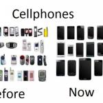 Kiedyś telefony były ciekawsze