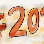 Najgorsze podsumowanie social media w 2013 roku