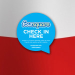 Ilu jest użytkowników Foursquare'a w Polsce?