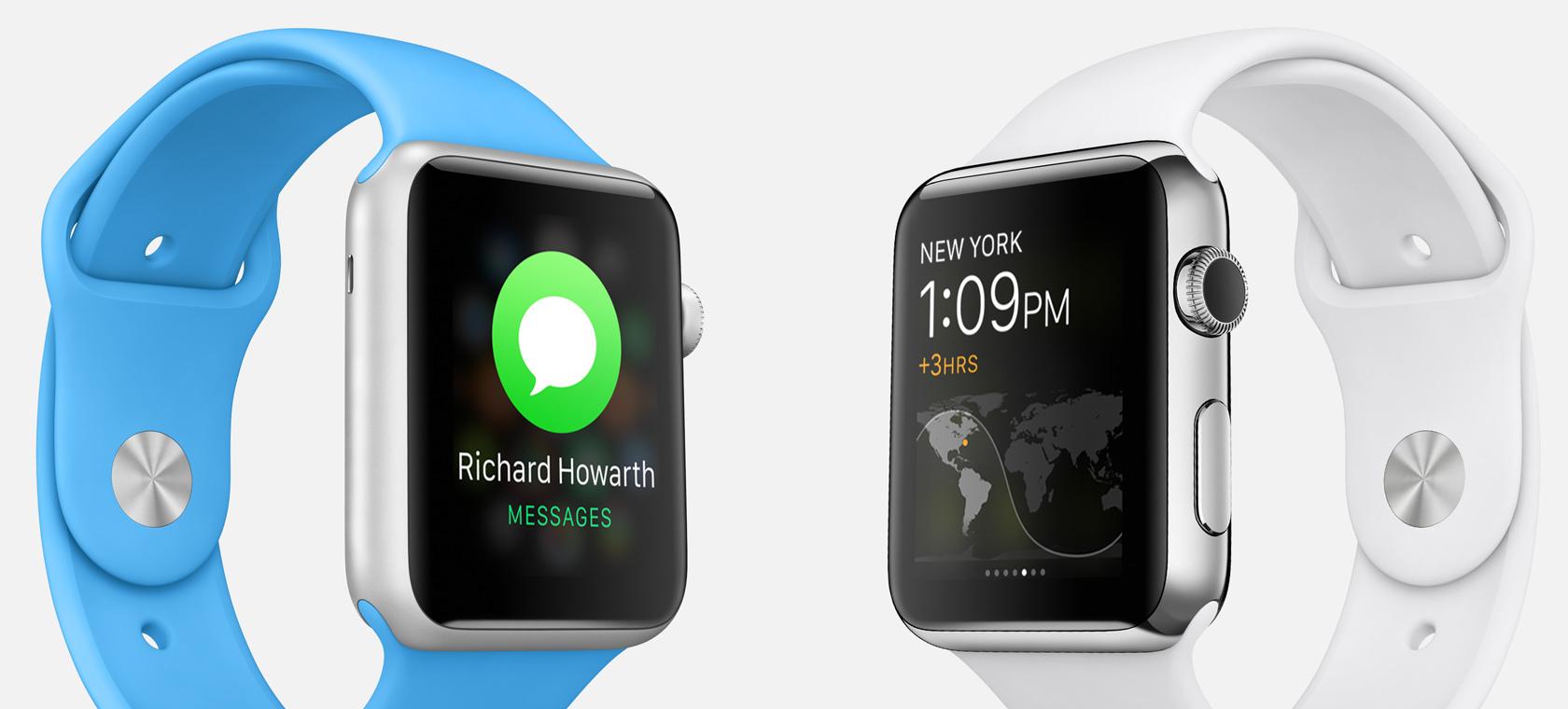Ja jednak poczekam na Apple Watch