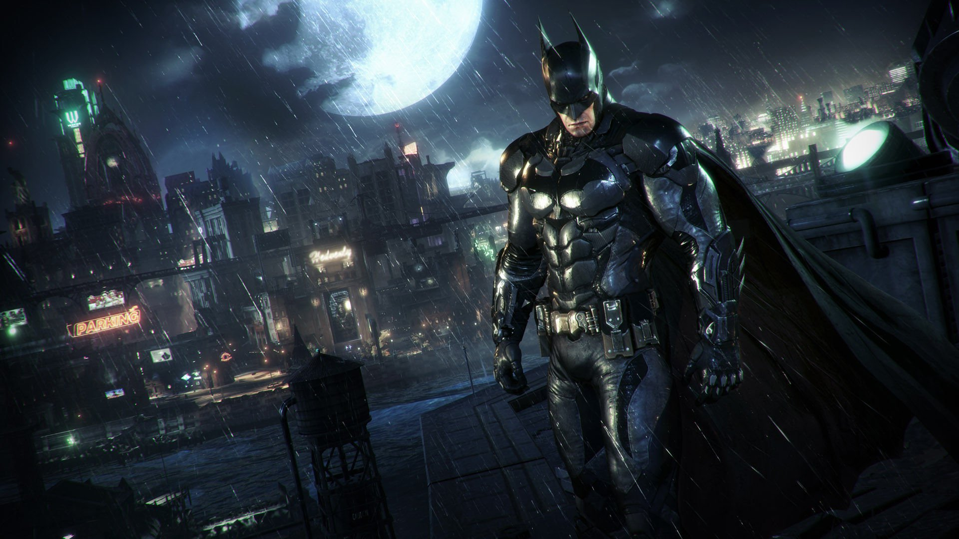 Nic nie napisałem, bo ratowałem Gotham