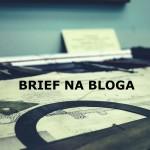 Jak przygotować brief na szablon bloga?
