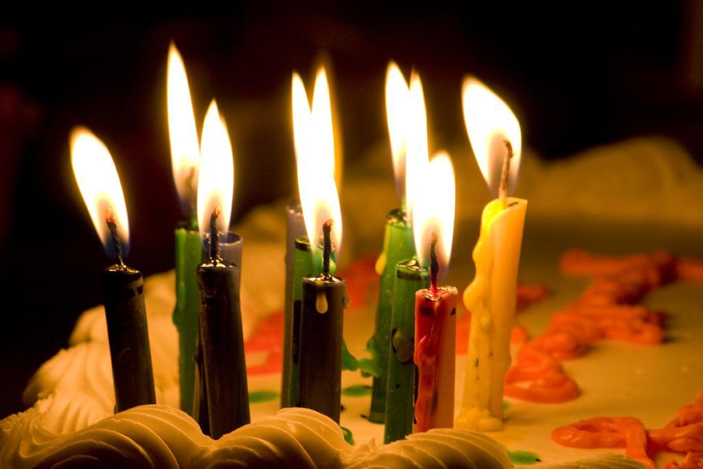 Krótkie, urodzinowe przesłanie