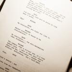 Kryzys scenariusza w kinie