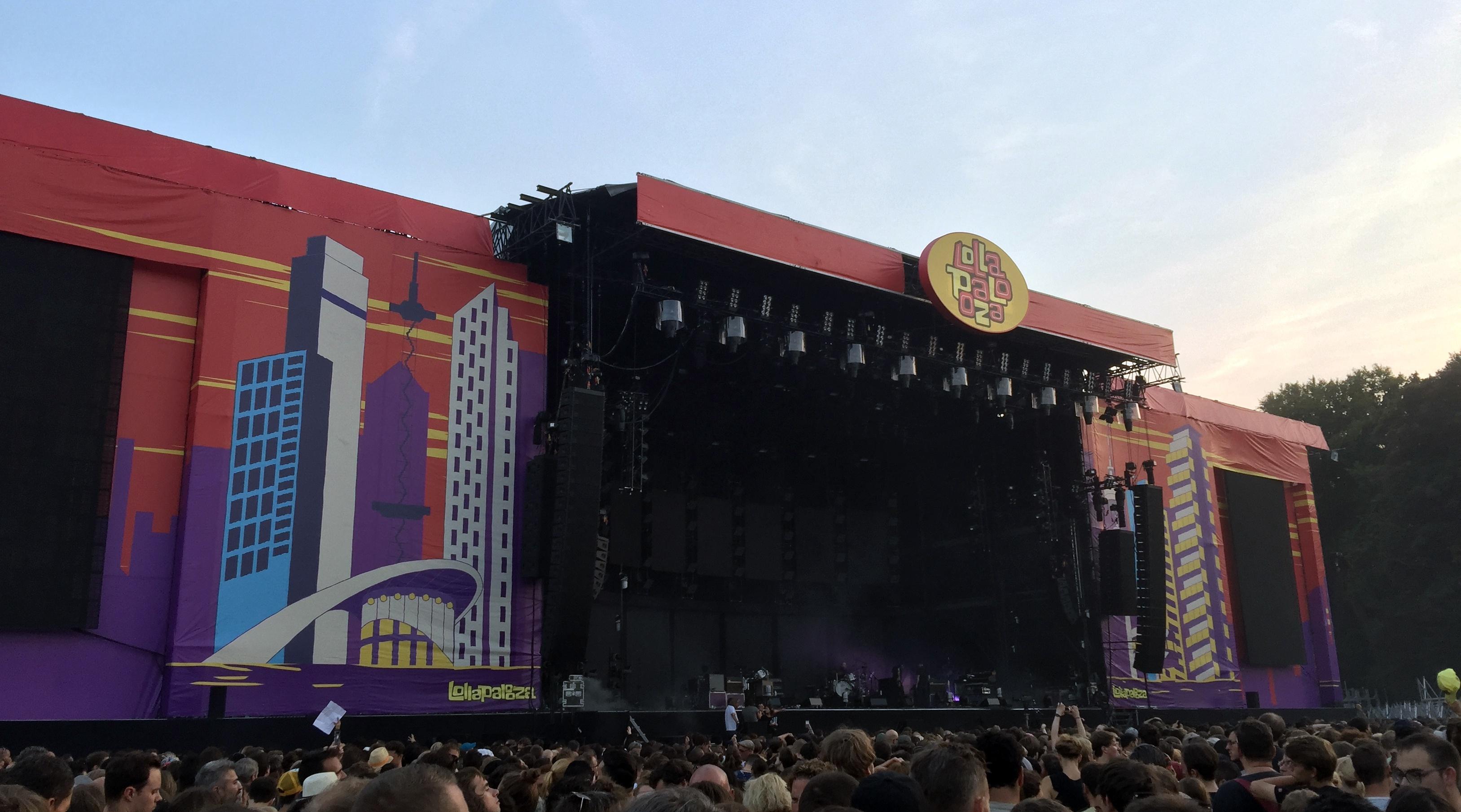 Więcej niż koncert, czyli wrażenia z występu Radiohead na Lollapaloozie