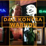 """Czy warto iść na wystawę """"Dali kontra Warhol""""?"""