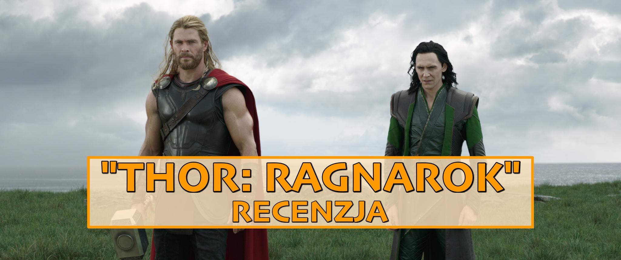 """Cukierki, pałace i pioruny – recenzja """"Thor: Ragnarok"""""""