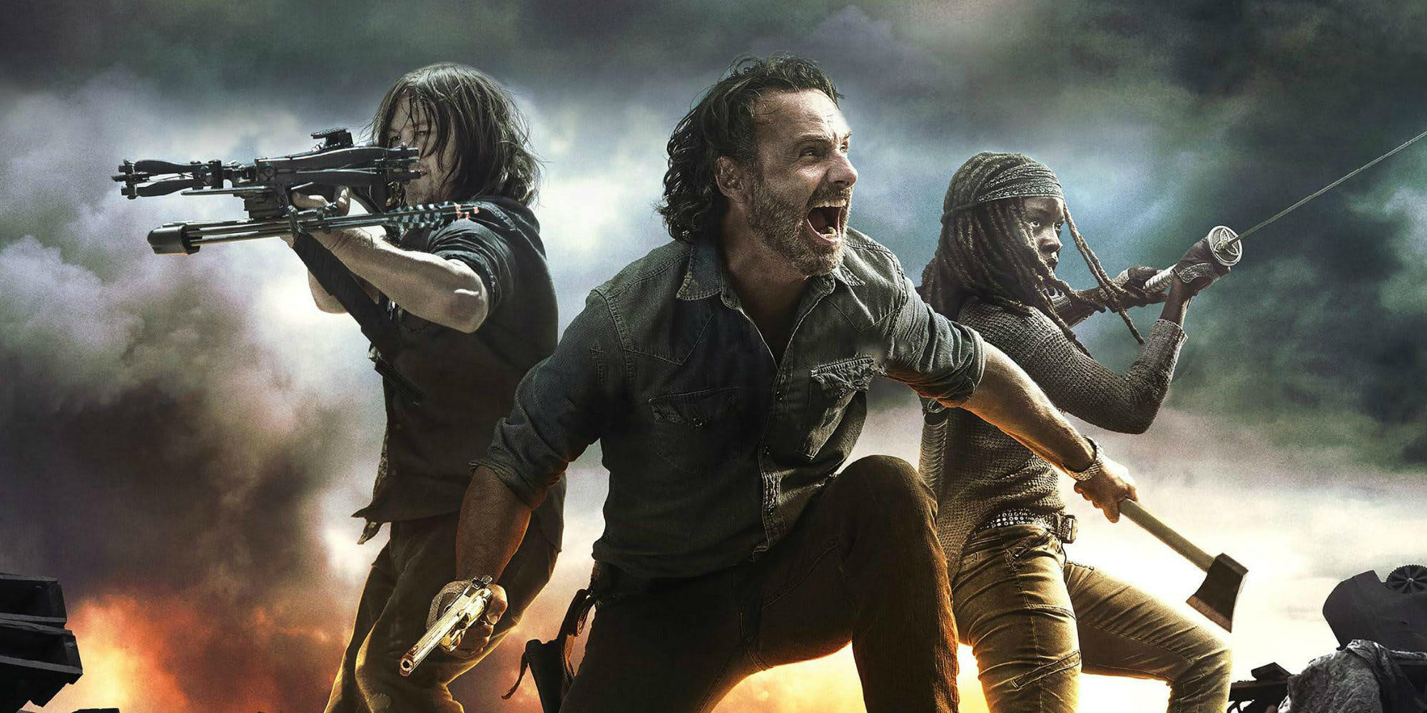 The Walking Dead Season 8 Episode 5 Stream