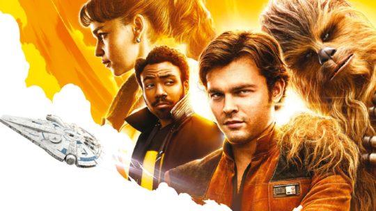 """Bez mocy, ale z sensem – recenzja filmu """"Han Solo: Gwiezdne Wojny – historie"""""""