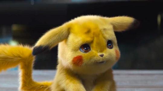 """Złap je wszystkie – recenzja filmu """"Pokemon: Detektyw Pikachu"""""""