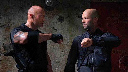 """Łysi z bromance: recenzja filmu """"Hobbs and Shaw"""""""
