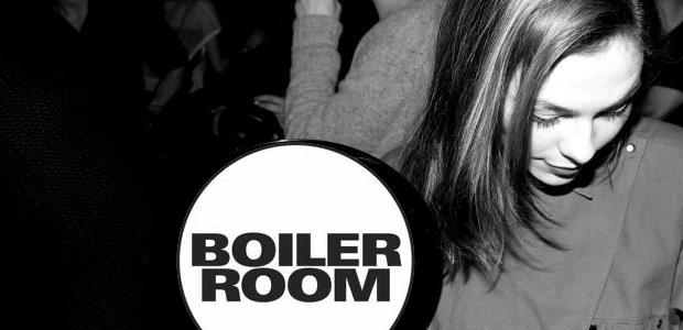 Dzisiaj Boiler Room w Warszawie