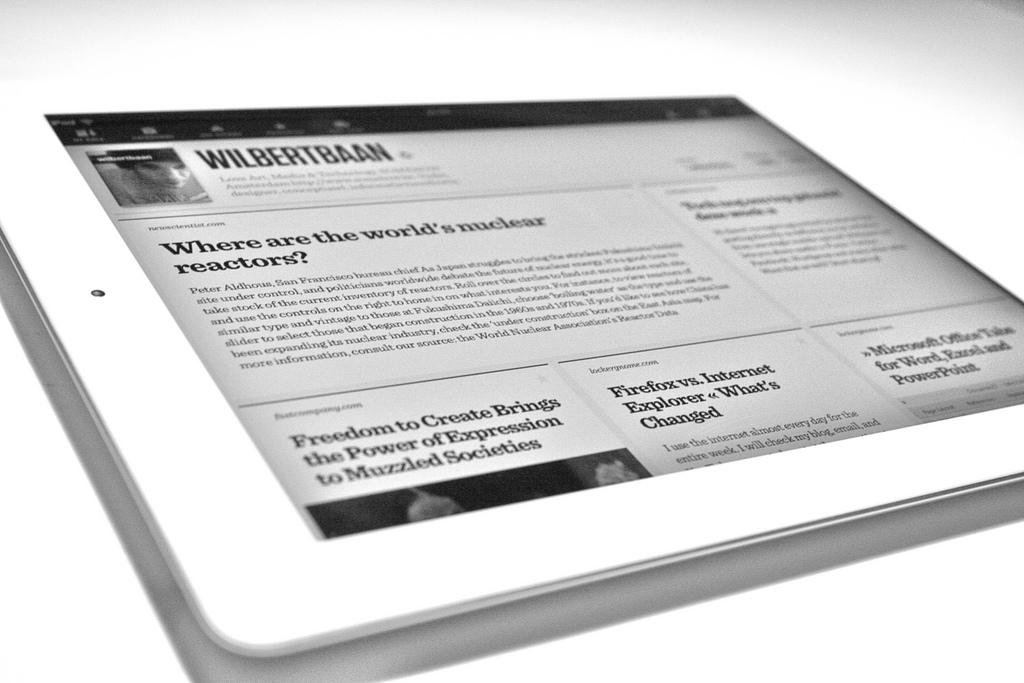 Do czego służy iPad po trzech latach?