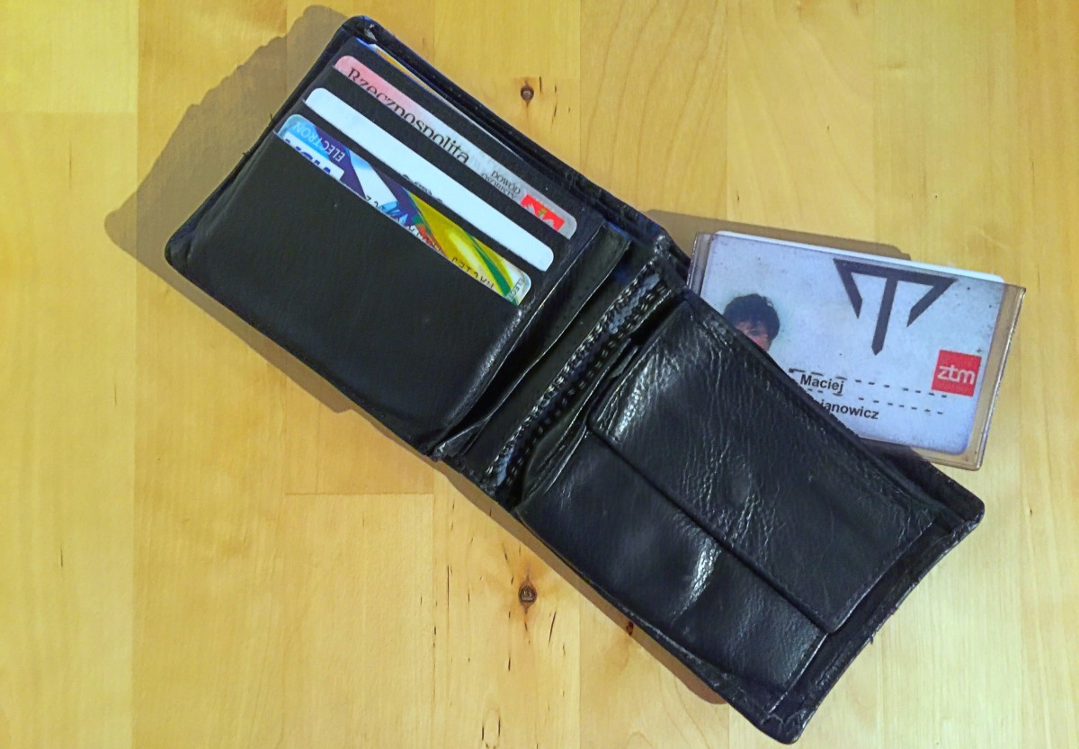 Dzień bez portfela