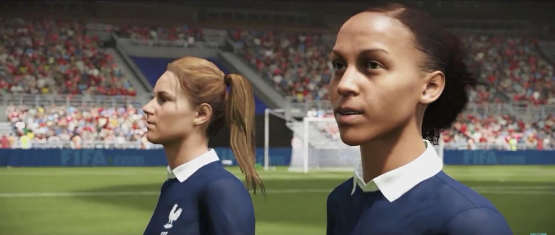 FIFA 16 z kobietami i Internet wariuje