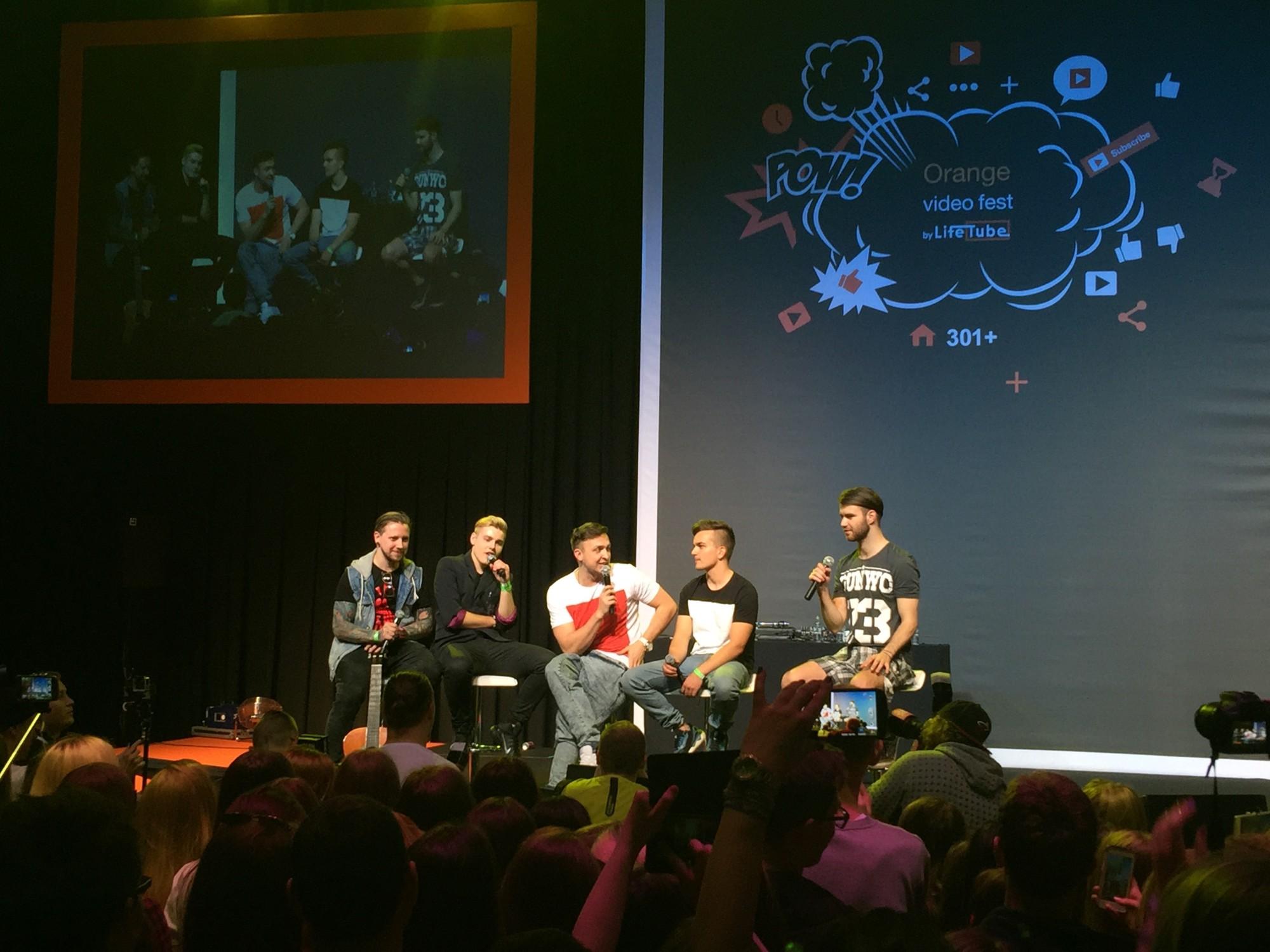 Kilka przemyśleń po Orange Video Fest