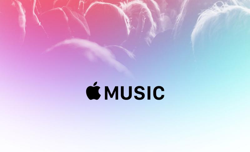 Apple Music? Zapomniałem już…