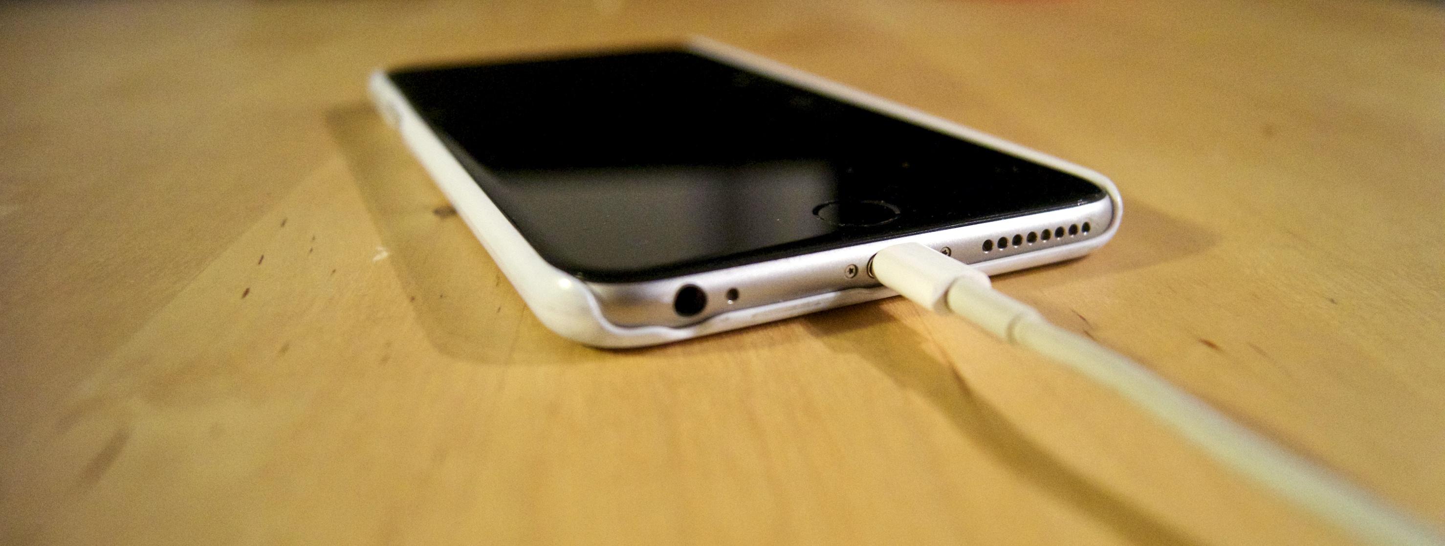 Szybsze ładowanie telefonów nie rozwiązuje problemów