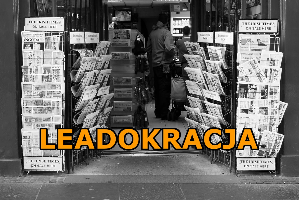 Leadokracja