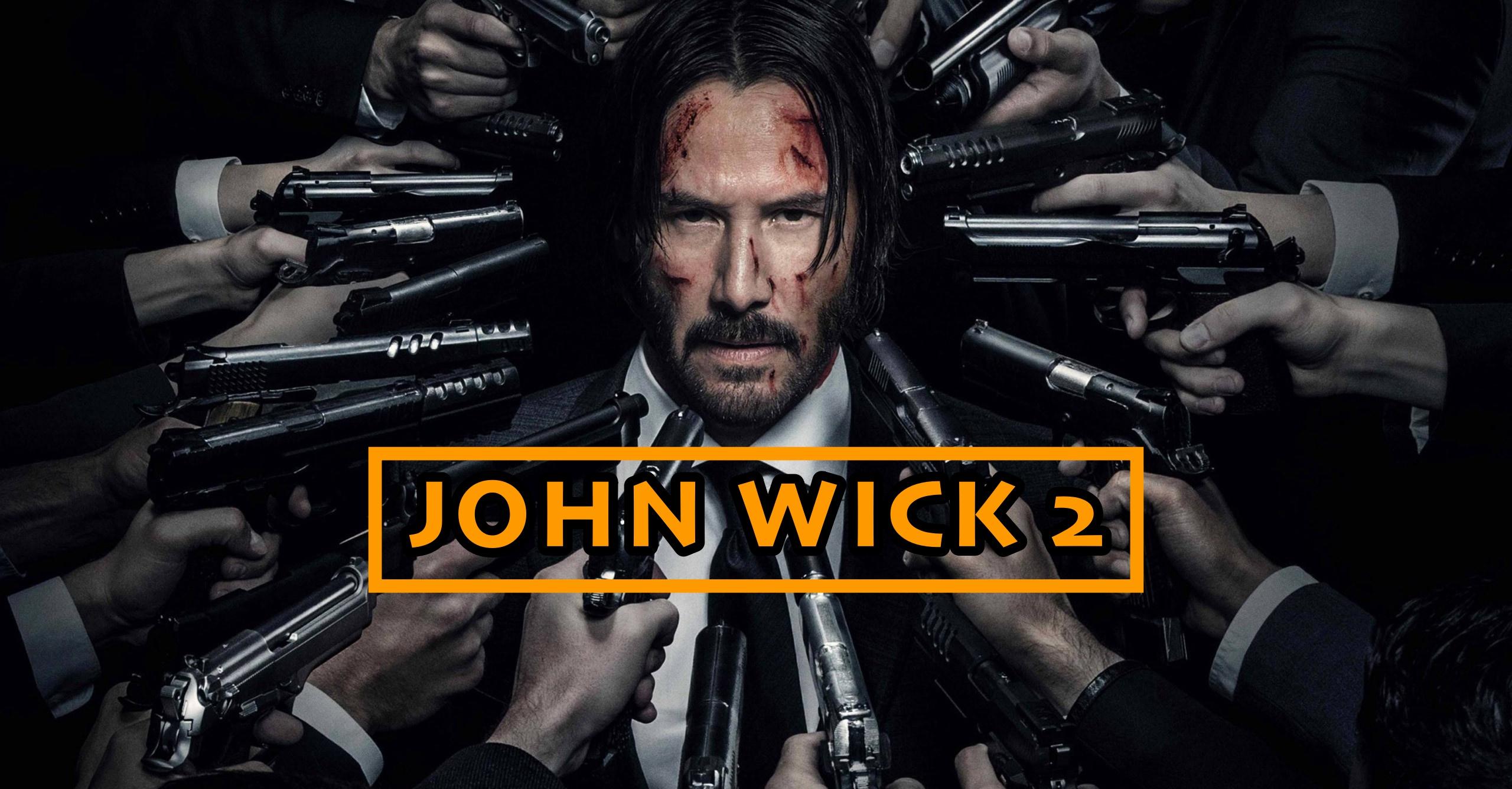 """""""John Wick 2"""" czy John Weak?"""