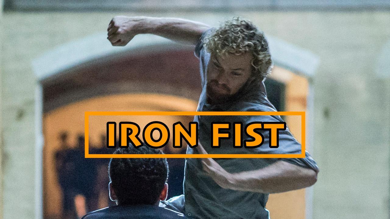 """Pięścią w łeb, czyli recenzja serialu """"Iron Fist"""""""