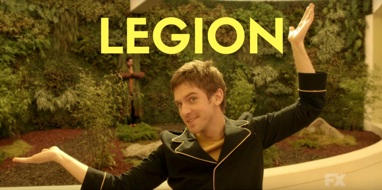 """Legion"" – ależ kapitalny serial!"