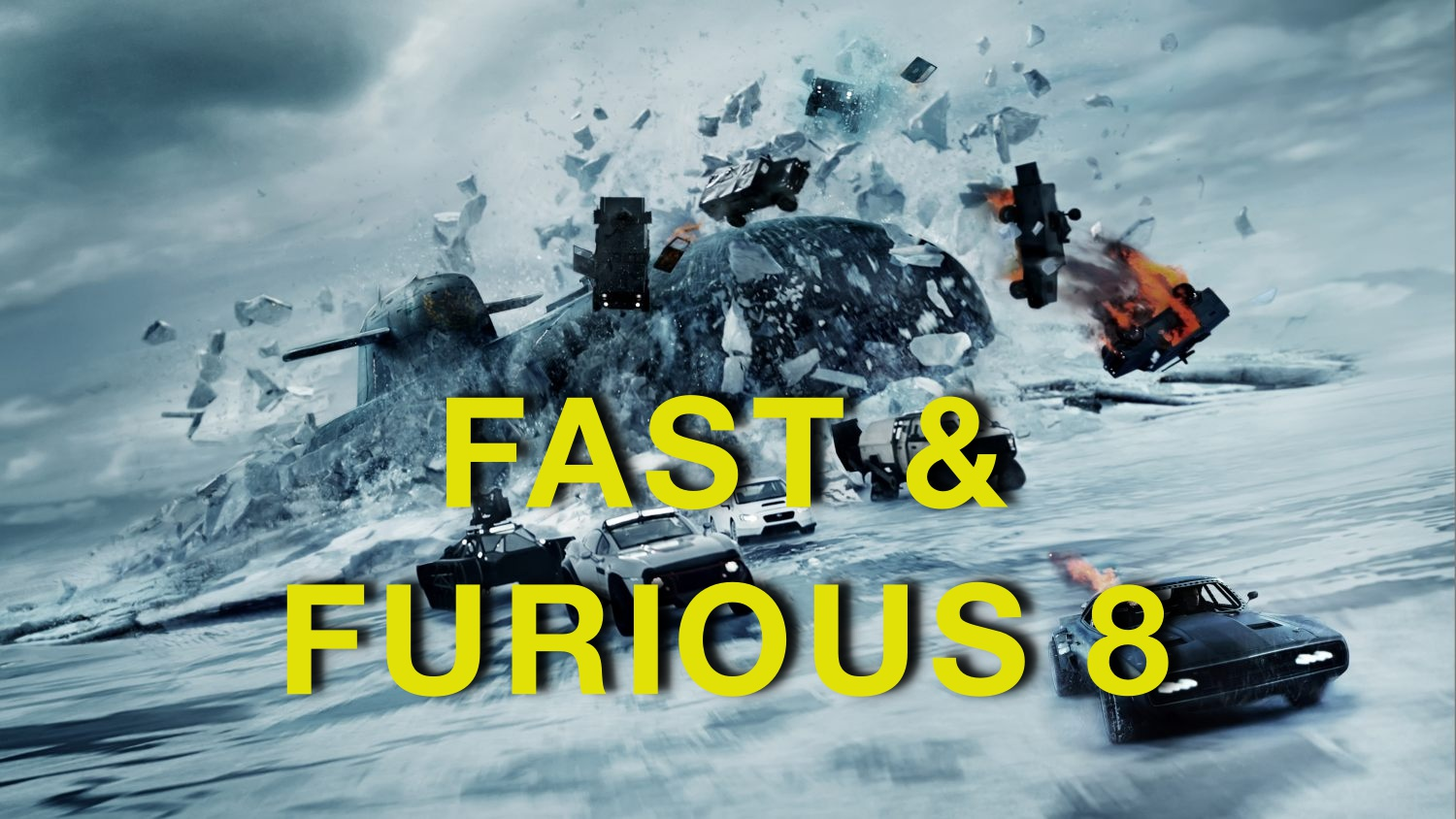 "Recenzja ""The Fate of the Furious"""
