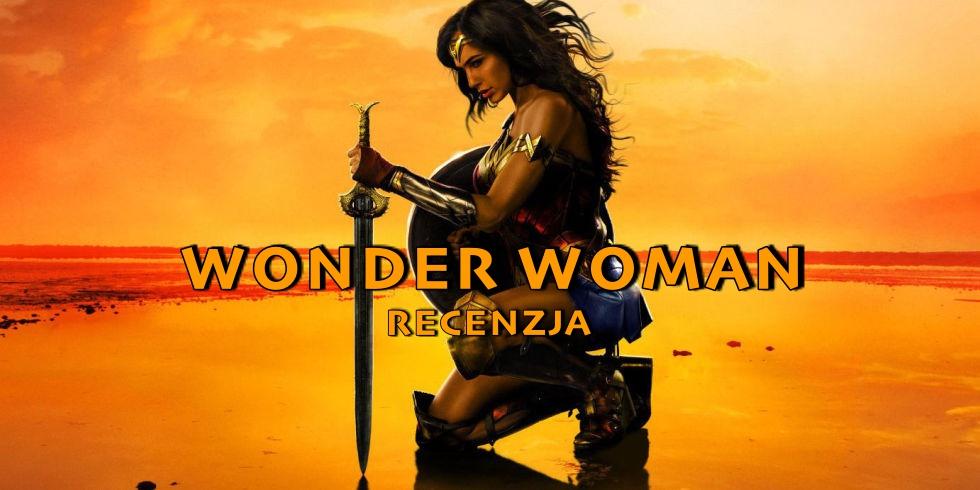 """DC wstaje z kolan – recenzja """"Wonder Woman"""""""