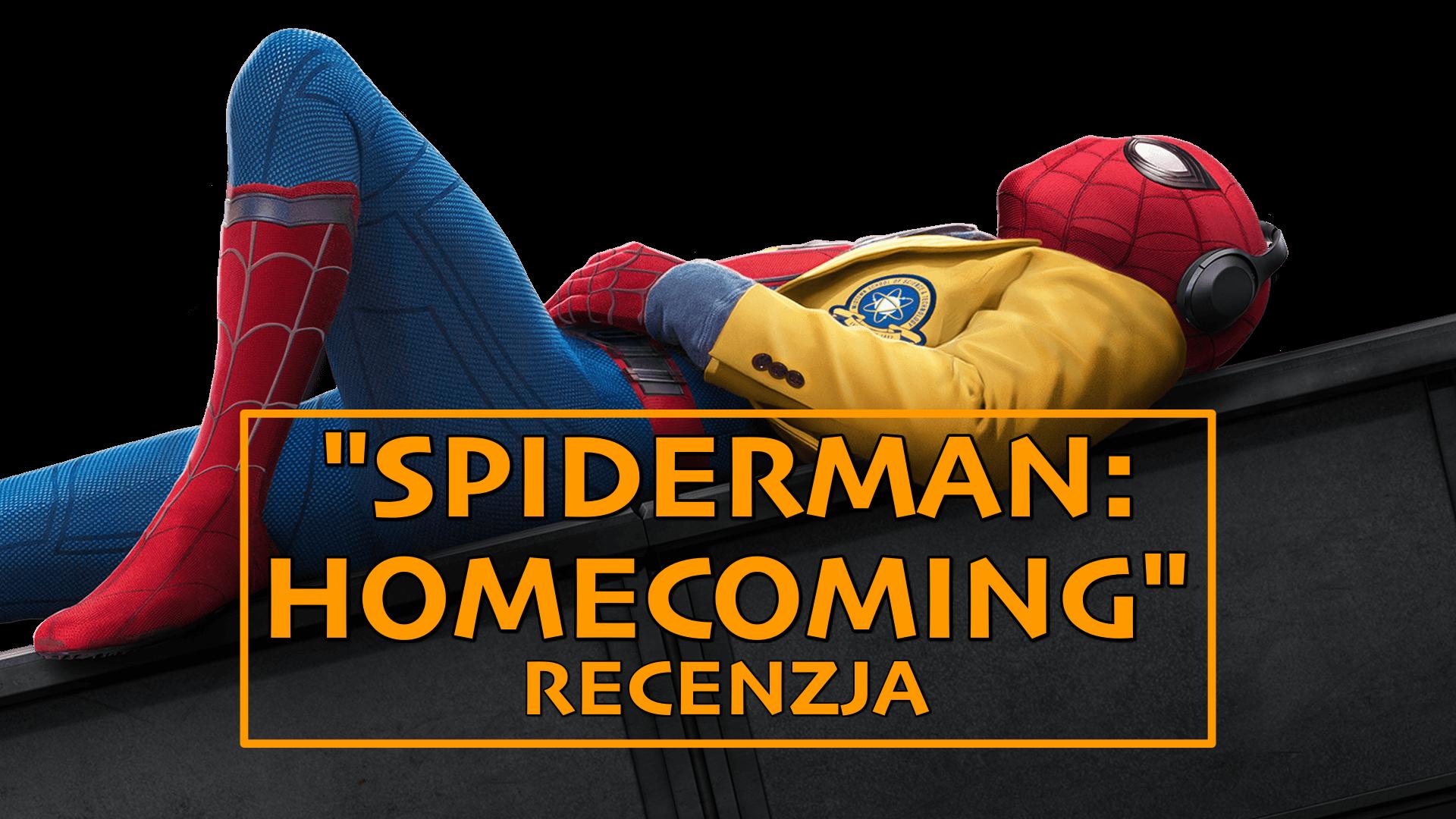 """Na taki film o człowieku pająku czekaliśmy – recenzja """"Spiderman: Homecoming"""""""