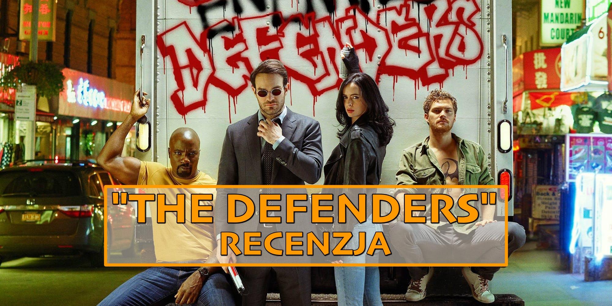 """Niezbyt fantastyczna czwórka – recenzja serialu """"The Defenders"""""""