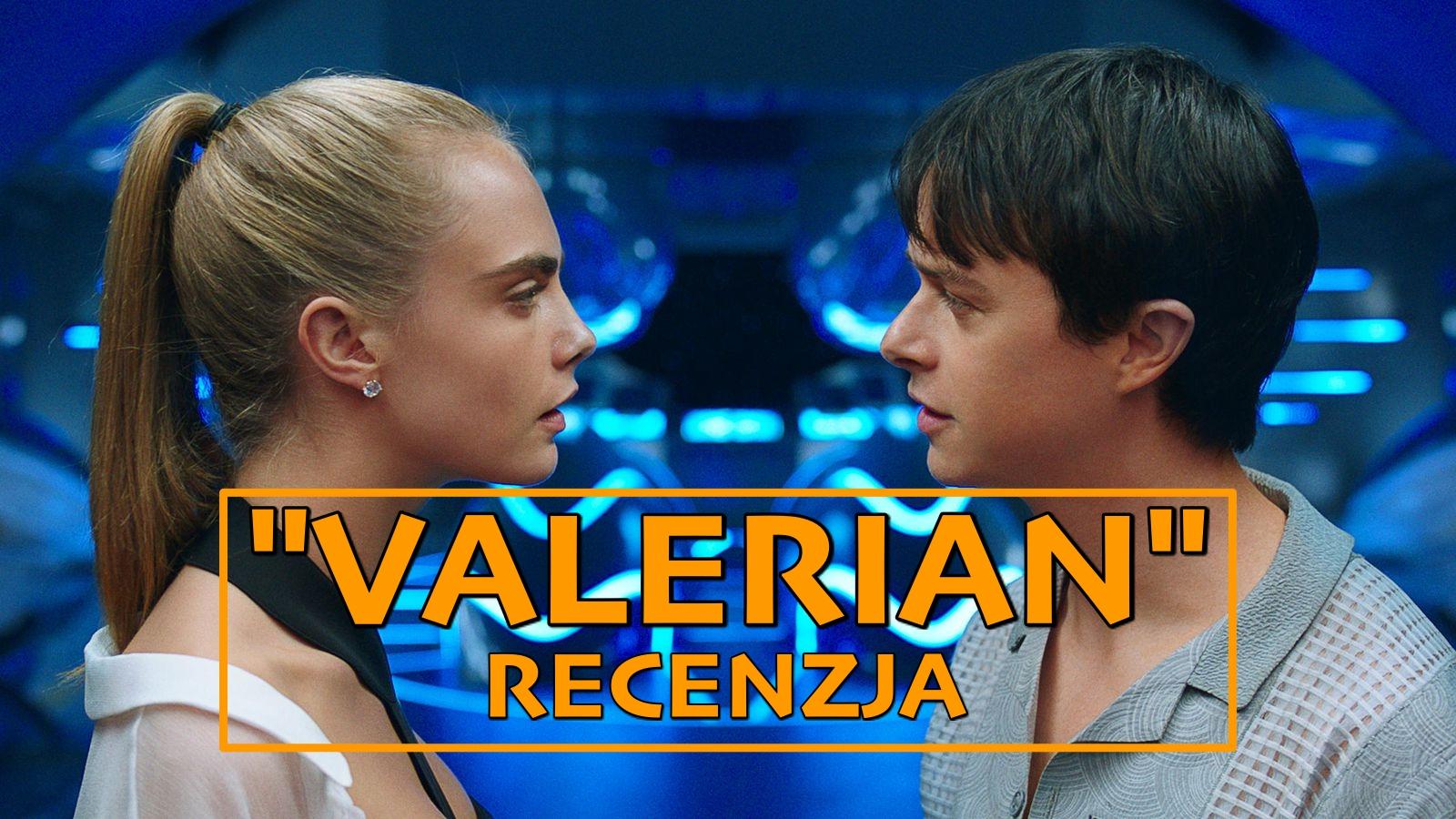 """""""Valerian i Miasto Tysiąca Planet"""" – recenzja"""
