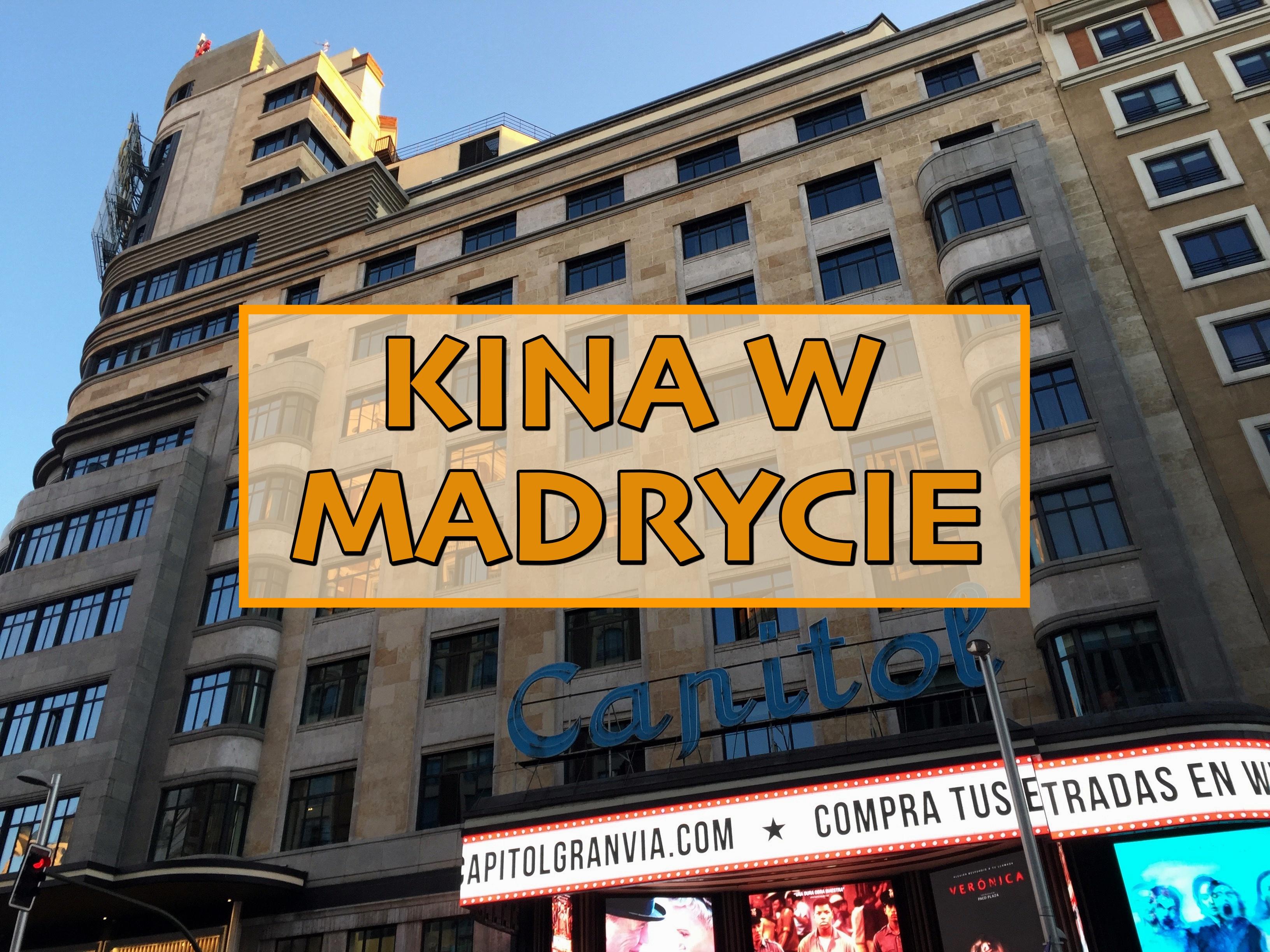 Kina w Madrycie