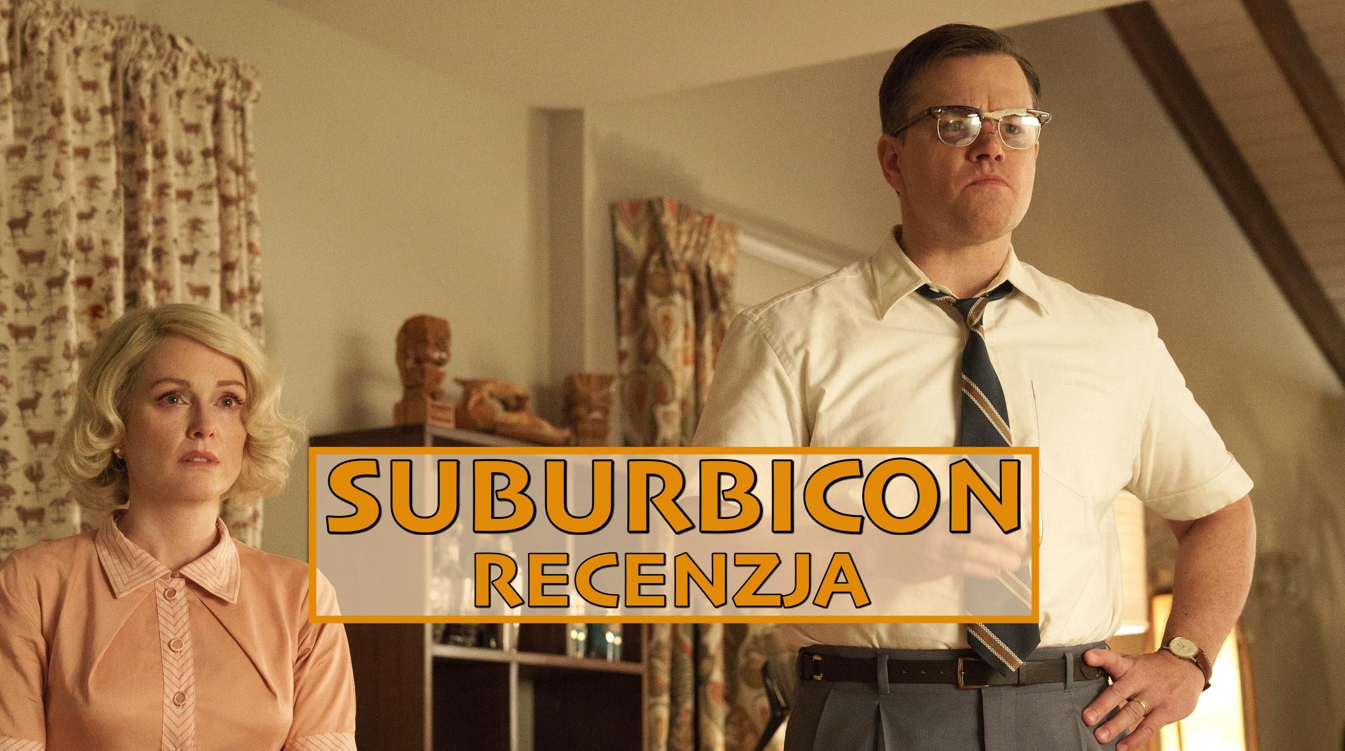 """Urok amerykańskich przedmieść – recenzja filmu """"Suburbicon"""""""