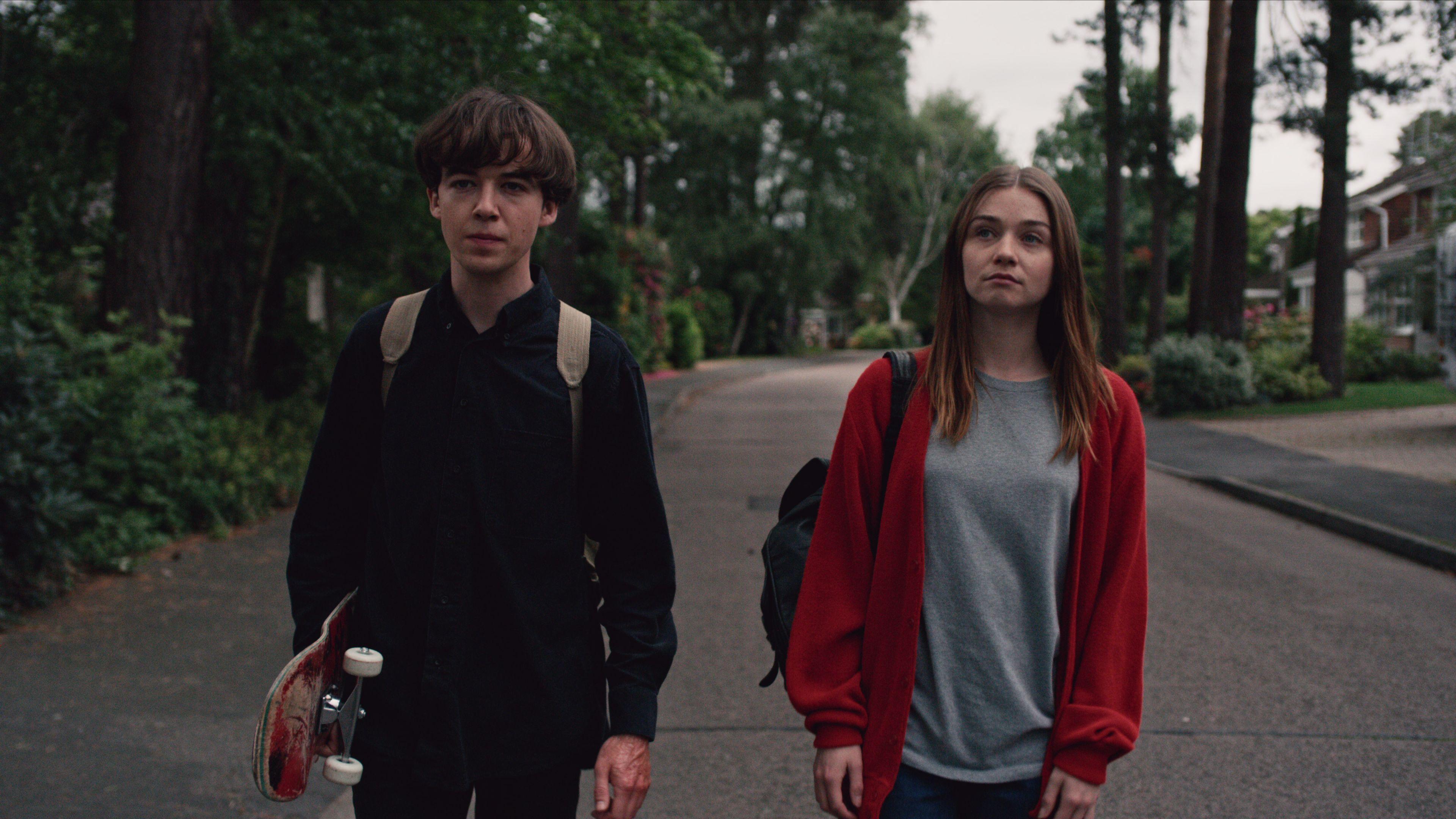 """Byliśmy młodzi, o coś nam chodziło – recenzja miniserii """"The End of a F**king World"""""""