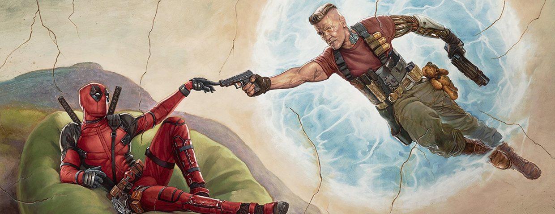 """Martwy basen pełen dowcipów – recenzja """"Deadpool 2"""""""