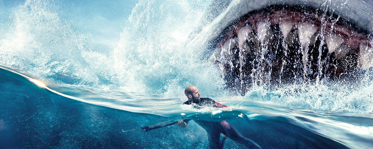"Jason Statham vs MegaRekin – recenzja filmu ""The Meg"""