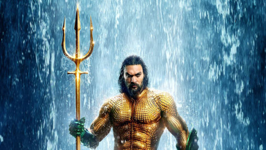 """Tonąc w oceanie klisz – recenzja filmu """"Aquaman"""""""