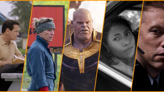 Najlepsze filmy 2018 roku