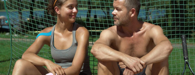 """Życie to nie sport – recenzja filmu """"Córka Trenera"""""""