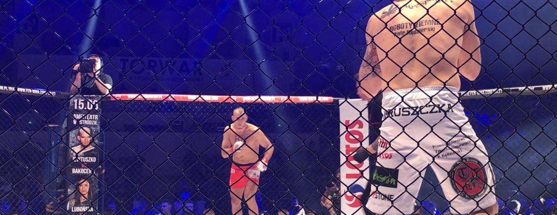 Poszedłem zobaczyć jak się biją – moja relacja z Fight Exclusive Night