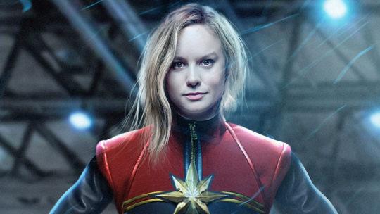 """Nowa bohaterka, stara jakość – recenzja filmu """"Captain Marvel"""""""