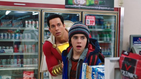 """DC wstaje z kolan? – recenzja filmu """"Shazam!"""""""