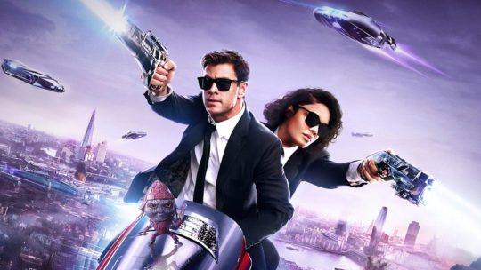 "Parytety w agencji – recenzja filmu ""Men in Black: International"""