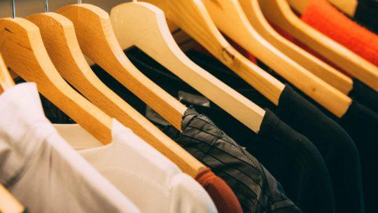 Co zrobić gdy masz ubrania do oddania?