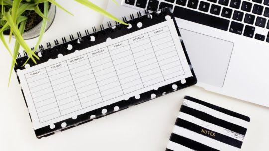 Kalendarz – najważniejsze narzędzie mojego życia