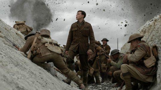 """Na linii ognia – recenzja filmu """"1917"""""""