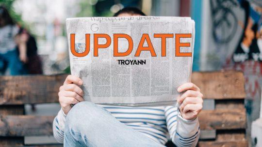 Update, czyli premiera nowego formatu na blogu