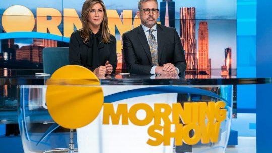 """Wiele odcieni szarości #metoo – recenzja serialu """"The Morning Show"""""""